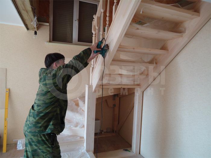 Устройство лестниц - 2